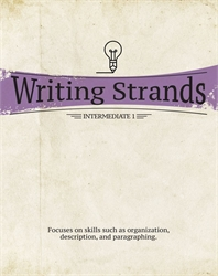 Writing Strands Intermediate 1
