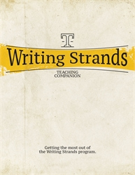 Writing Strands - Teaching Companion