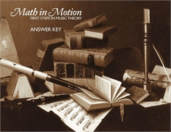 Math in Motion - Answer Key