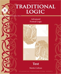 Traditional Logic II - Textbook