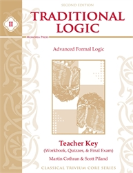 Traditional Logic II - Teacher Key