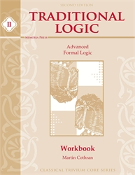Traditional Logic II - Workbook