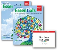 LOE Essentials Volume 4 - Set