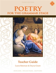 Memoria Press Poetry for the Grammar Stage - MP Teacher Guide