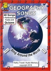 Geography Songs DVD