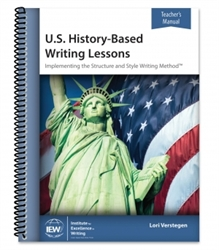 U.S. History-Based Writing Lessons - Teacher Edition