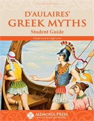 D'Aulaires' Greek Myths - Student Guide