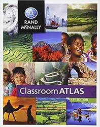 Rand McNally Classroom Atlas of the World