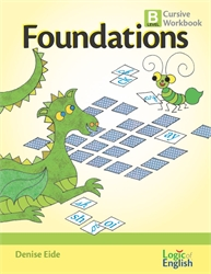 LOE Foundations B - Cursive Workbook (old)