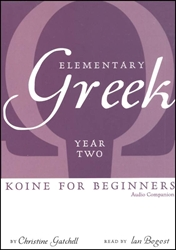 Elementary Greek Year Two - Audio Companion CD