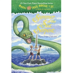 Magic Tree House #31 (Merlin Mission)