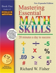 Mastering Essential Math Skills - Book One