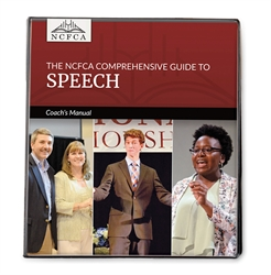 NCFCA Comprehensive Guide to Speech - Coach's Manual
