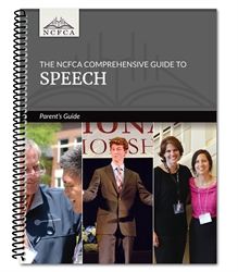 NCFCA Comprehensive Guide to Speech - Parent's Guide