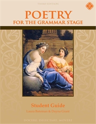 Poetry For the Grammar Stage - Student Book