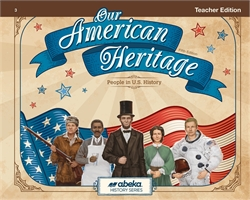Our American Heritage - Teacher Edition