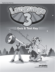 Language 3 - Test Key