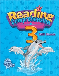 Reading Comprehension 3 Skill Sheets