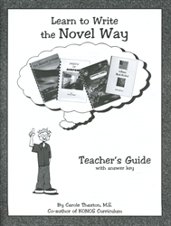 Learn to Write the Novel Way - Teacher Guide