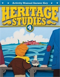 Heritage Studies 4 - Student Activity Answer Key