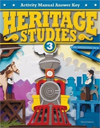 Heritage Studies 3 - Student Activities Answer Key