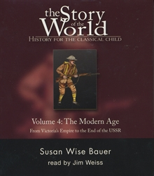 Story of the World Volume 4 - Audio CD