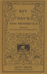 Ray's New Arithmetics - Key to Primary, Intellectual and Practical