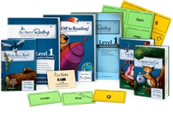 All About Reading Level 1 - Complete Kit