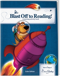 All About Reading Level 1 - Activity Book