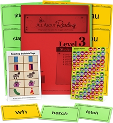 All About Reading Level 3 - Student Packet