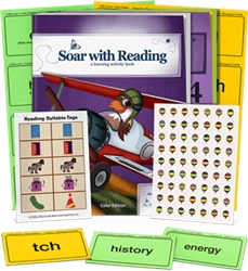 All About Reading Level 4 - Student Packet