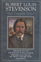 Robert Louis Stevenson: Four Complete Novels