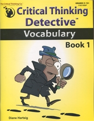 Critical Thinking Detective: Vocabulary Book 1