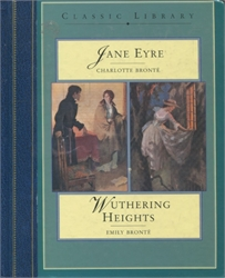 Classic Library: Jane Eyre & Wuthering Heights