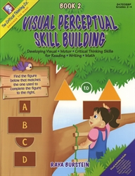 Visual Perceptual Skill Building - Book 2