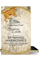 Classical Acts and Facts Science Cards: Ecology, Astronomy & Physics