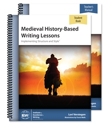 Medieval History-Based Writing Lessons - Set