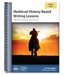 Medieval History-Based Writing Lessons - Student Book