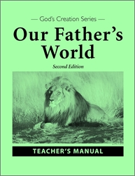 Our Father's World - Teacher Manual