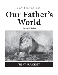 Our Father's World - Tests