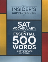 Insider's Complete Guide to SAT Vocabulary