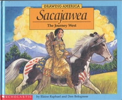 Drawing America: Sacajawea