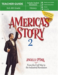 America's Story 2 - Teacher Guide