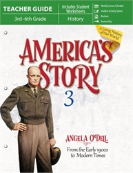 America's Story 3 - Teacher Guide