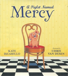 Piglet Named Mercy