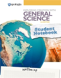 Exploring Creation With General Science - Student Notebook