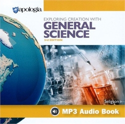 Exploring Creation With General Science - Audio Book