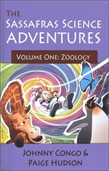 Sassafras Science Adventures Volume 1