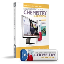 Exploring Creation with Chemistry - Instructional Videos (thumb drive)