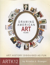 Drawing American Art Volume I